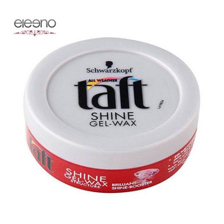 واکس مو Taft Shine Gel-Wax