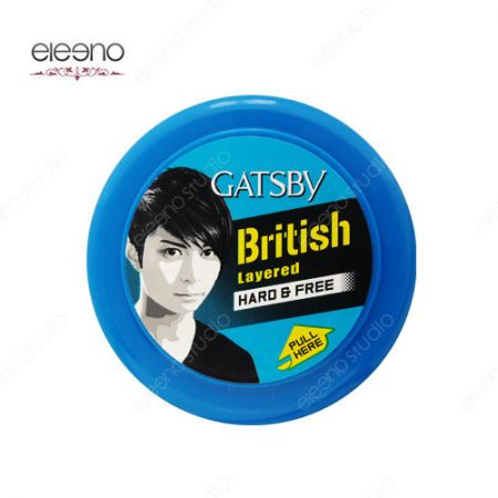 واکس مو گتسبی Gatsby Wax British Hard & Free