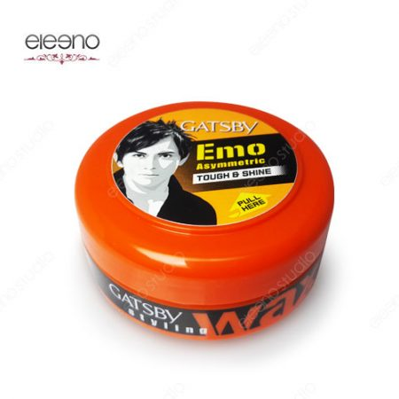 واکس مو گتسبی Gatsby Wax Emo Tough & Shine