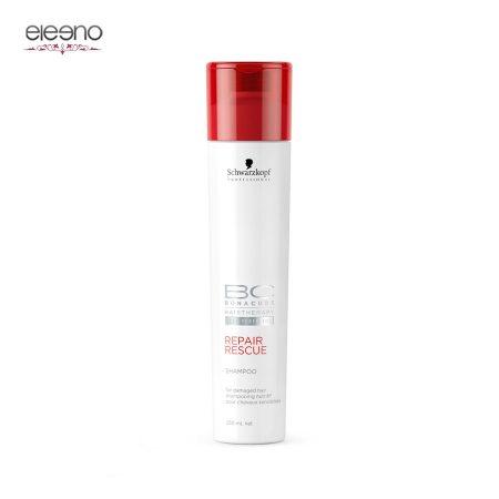شامپو تقویتی ترمیم مو بناکور BC Repair Rescue Shampoo