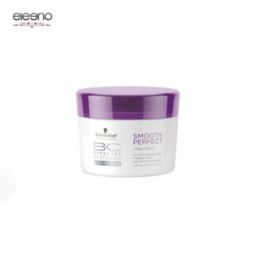 ماسک صاف کننده مو بناکور BC Smooth Perfect Treatment