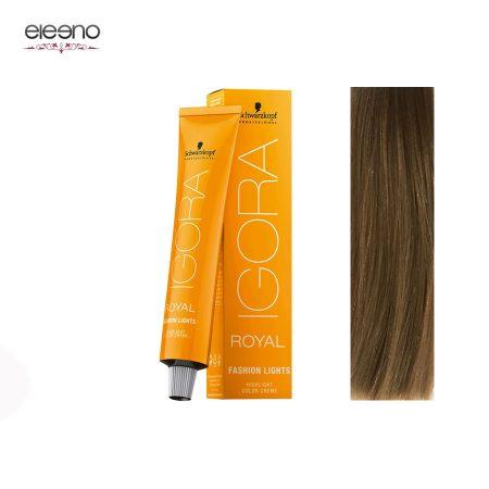 رنگ موی ایگورا رویال فشن لایت Igora Royal Fashion Light L-44 بژ