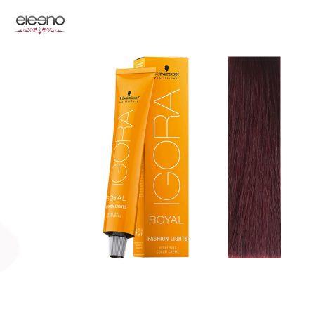 رنگ موی ایگورا رویال فشن لایت Igora Royal Fashion Light L-89