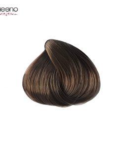رنگ موی بلوند خاکستری شکلاتی