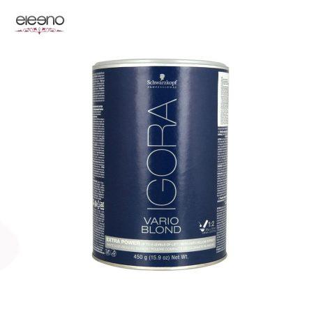 پودر بی رنگ کننده سفید ایگورا Igora V B Extra Power