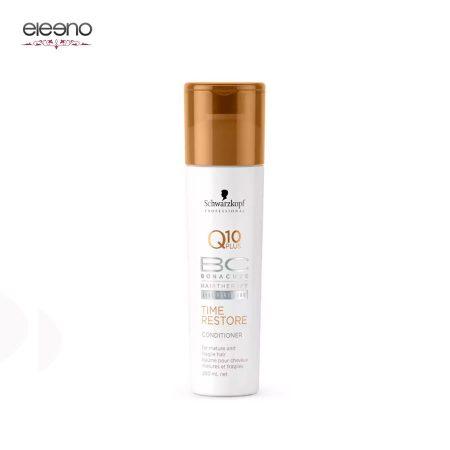 نرم کننده تقویتی و ترمیم کننده موهای فرسوده BC TR Conditioner Q10