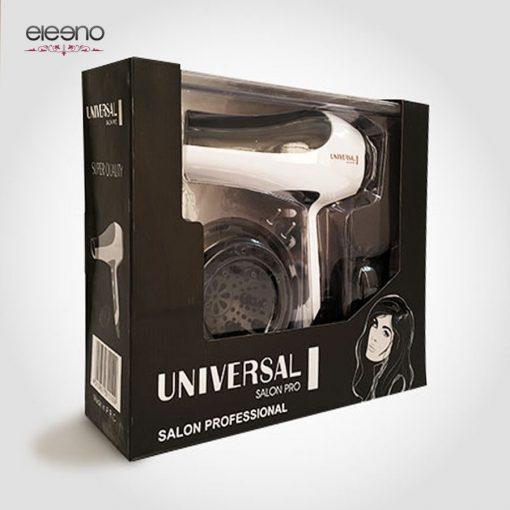 سشوار حرفه ای 2300 وات یونیورسال Universal Hairdryer GT-1110