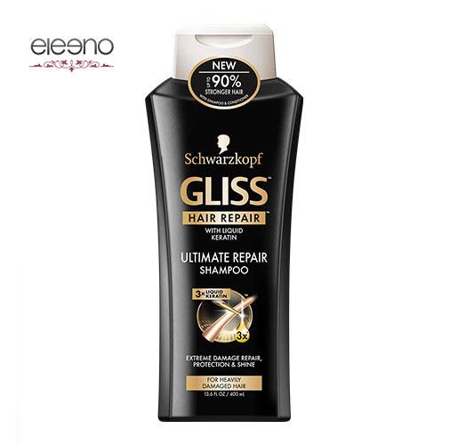 شامپو بازسازی کننده مو Gliss Ultimate Repair Shampoo