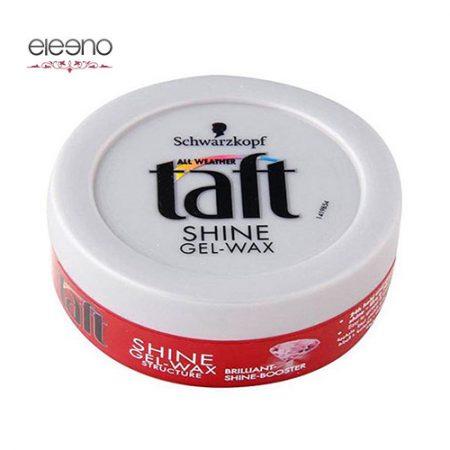 واکس مو Taft Shine Gel-Wax