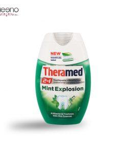 خمیر دندان فوق العاده نعنایی Schwarzkopf TheraMed Mint Explosion