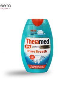 خمیر دندان خوشبو کننده دهان Schwarzkopf Thera Med Pure Breath