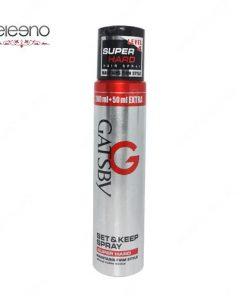 اسپری نگهدارنده مو Gatsby Hair Spray Super Hard