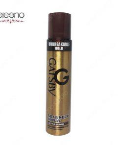 اسپری نگهدارنده مو قوی گتسبی Gatsby Hair Spray Ultra Hard