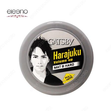 واکس مو گتسبی Gatsby Wax Harajuku Mat & Hard