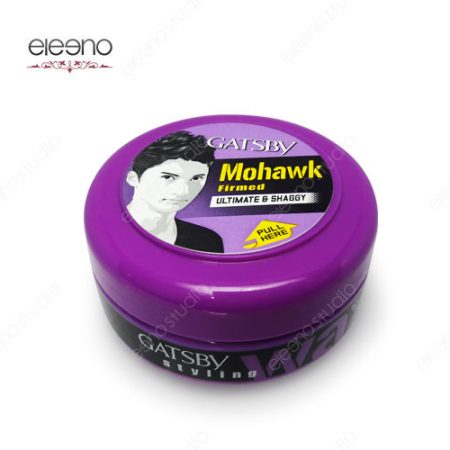 واکس مو بنفش گتسبی Gatsby Wax Mohawk Ultimate Shaggy