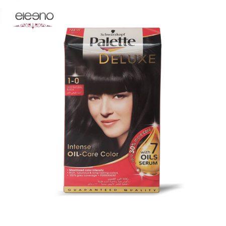 کیت رنگ موی پالت مشکی طبیعی Palette Deluxe 1-0