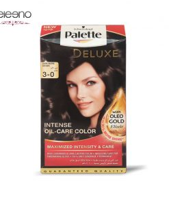کیت رنگ موی پالت قهوه ای تیره Palette Deluxe 3-0
