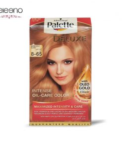 کیت رنگ موی پالت بلوند شکلاتی طلایی Palette Deluxe 8-65