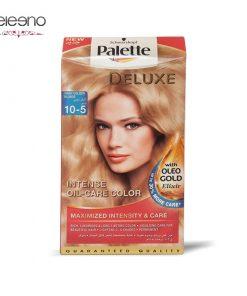 کیت رنگ موی پالت طلایی درخشان Palette Deluxe 10-5