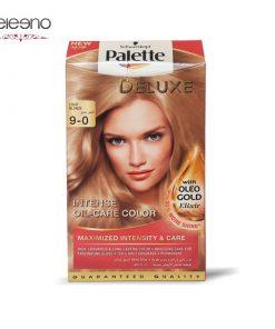 کیت رنگ موی پالت بلوند خیلی روشن Palette Deluxe 9-0