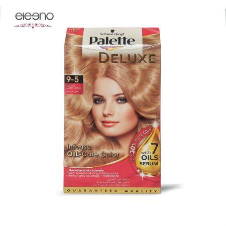 کیت رنگ موی پالت عسلی براق Palette Deluxe 9-5