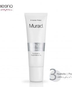 مرطوب کننده و ضد چروک Murad Illuminating Night Moisture