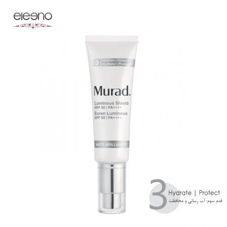 ضد آفتاب و ضد لک لامینس Murad Luminous Shield