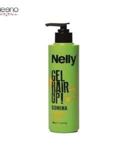 ژل موی قوی هیر آپ نلی 200 میل Nelly Gel Hair Up Extra Strong