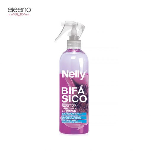 اسپری دوفاز حجم دهنده نلی Nelly Absolute Volume Two Phase Hair Spray