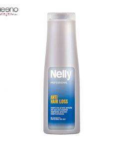 شامپو درمانی ضدریزش نلی 400 میل Nelly Anti Hair Loss