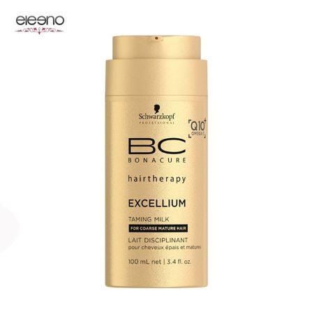 شیر نرم کننده موی زیر و ضعیف BC Excellium Tamin Milk Q10