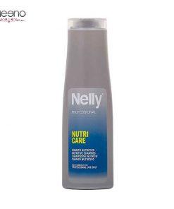 شامپو تقویت کننده موهای آسیب دیده نلی