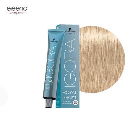 رنگ موی ایگورا رویال های لیفتز Igora Royal HighLifts 10-0