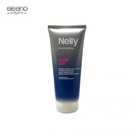 ماسک تثبیت کننده موهای رنگ شده 200 نلی Nelly Color Silk Mask