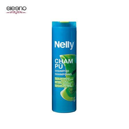 شامپو مخصوص موی فر نلی Nelly Defined curls Shampoo