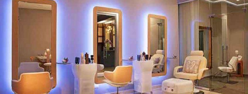 برترین سالن های آرایشی