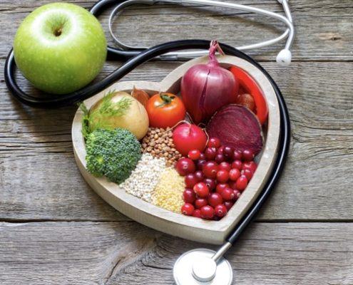تاثیرات غذا بر سلامت انسان