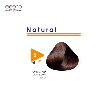 رنگ موی ویتامول شماره 5 طبیعی