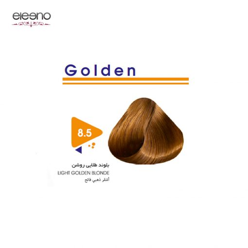 رنگ موی ویتامول شماره 5-8