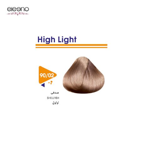 رنگ موی ویتامول شماره 02-90