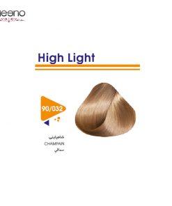 رنگ موی ویتامول شماره 032-90