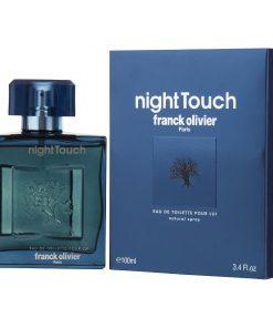 ادوتویلت فرانک اولیویر Night Touch